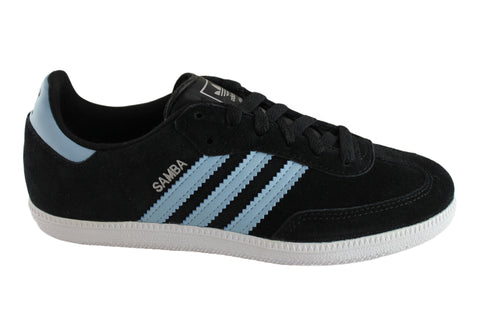 Adidas Originals Samba Womens Casual Lace Up Shoes