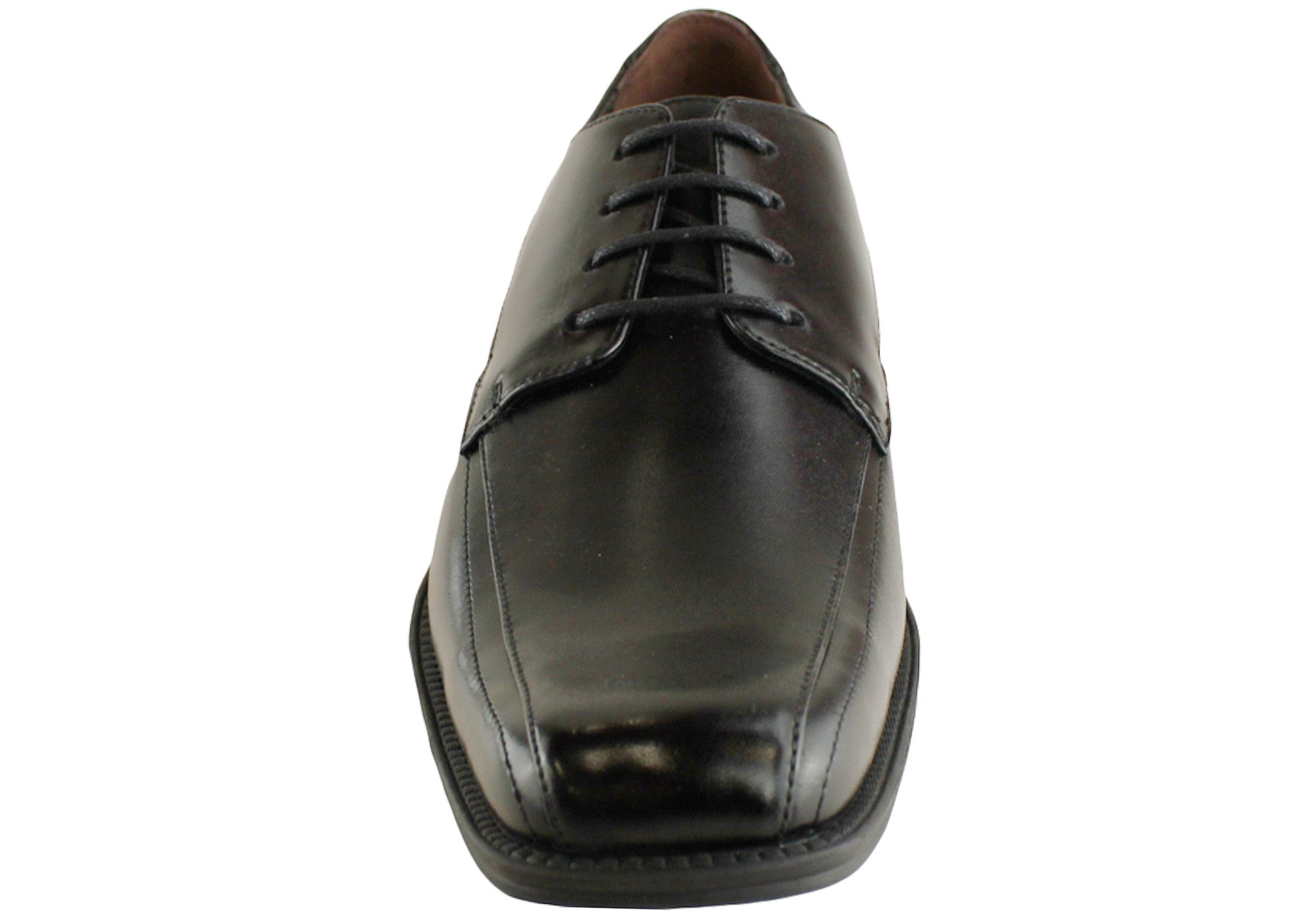 Raoul Merton Player Mens Leather Dress Shoes