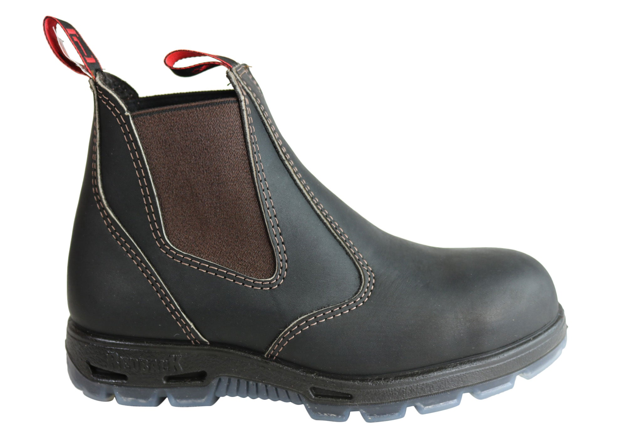 90f15101ae0 Redback Mens Bobcat Non Steel Cap Ubok Leather Work Boots | Brand ...
