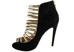 Kardashian Kollection Mila Womens Heels