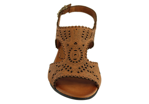 60825ad8c0 Cabello IM1560 Womens Comfortable Leather Sandals Hand Made In ...