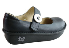 Alegria Paloma Womens Comfortable Leather Mary Jane Shoes