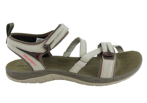 Merrell Siren Q2 Strap Womens Comfort Sandals With Adjustable Straps