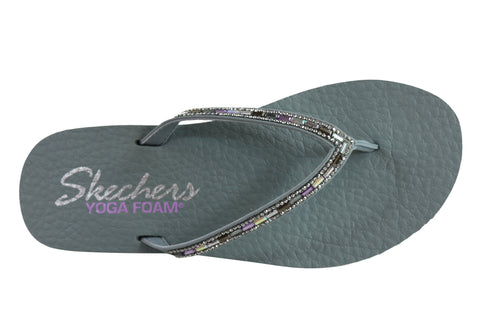 ac8ed2ec1178 Skechers Womens Meditation Desert Princess Comfy Thongs Flip Flops ...