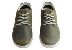 Merrell Freewheel Mens Comfortable Lace Up Leather Casual Shoes