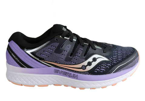 Saucony Guide ISO 2 Womens Premium Cushioned Sport Shoes