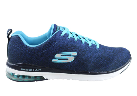 Skechers Womens Skech Air Infinity Memory Foam Athletic Shoes