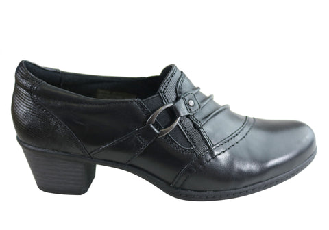Planet Shoes Taplow Womens Comfort Low Heel Shoes With Arch Support