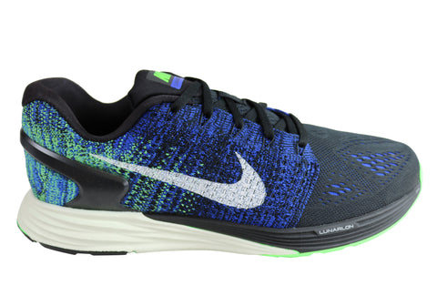 Nike Lunarglide 7 Mens Cushioned Light Weight Running/Sport Shoes
