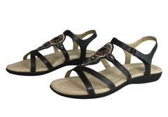 Planet Shoes Powder Womens Comfortable Leather Sandals