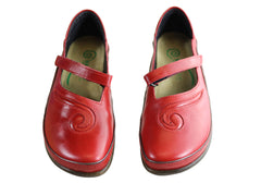 Naot Matai Womens Comfortable Supportive Leather Mary Jane Shoes