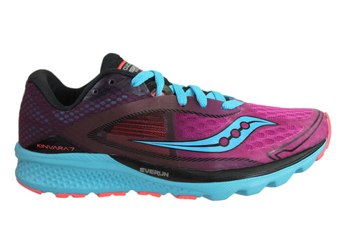 Saucony Womens Kinvara 7 Lightweight Running Shoes