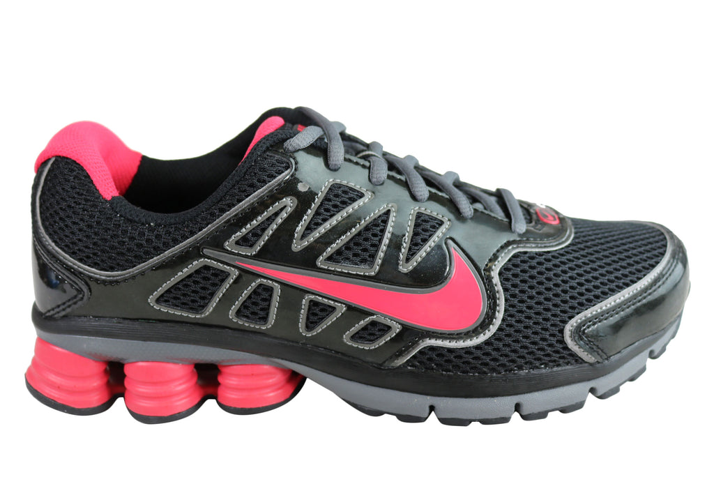 low priced cabce ff6bf Nike Womens Shox Qualify +2 Comfortable Athletic Shoes