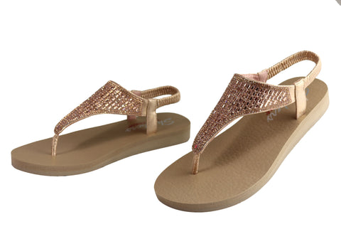 c43fdc033ad2 Skechers Womens Meditation Rock Crown Cushioned Comfortable Sandals ...