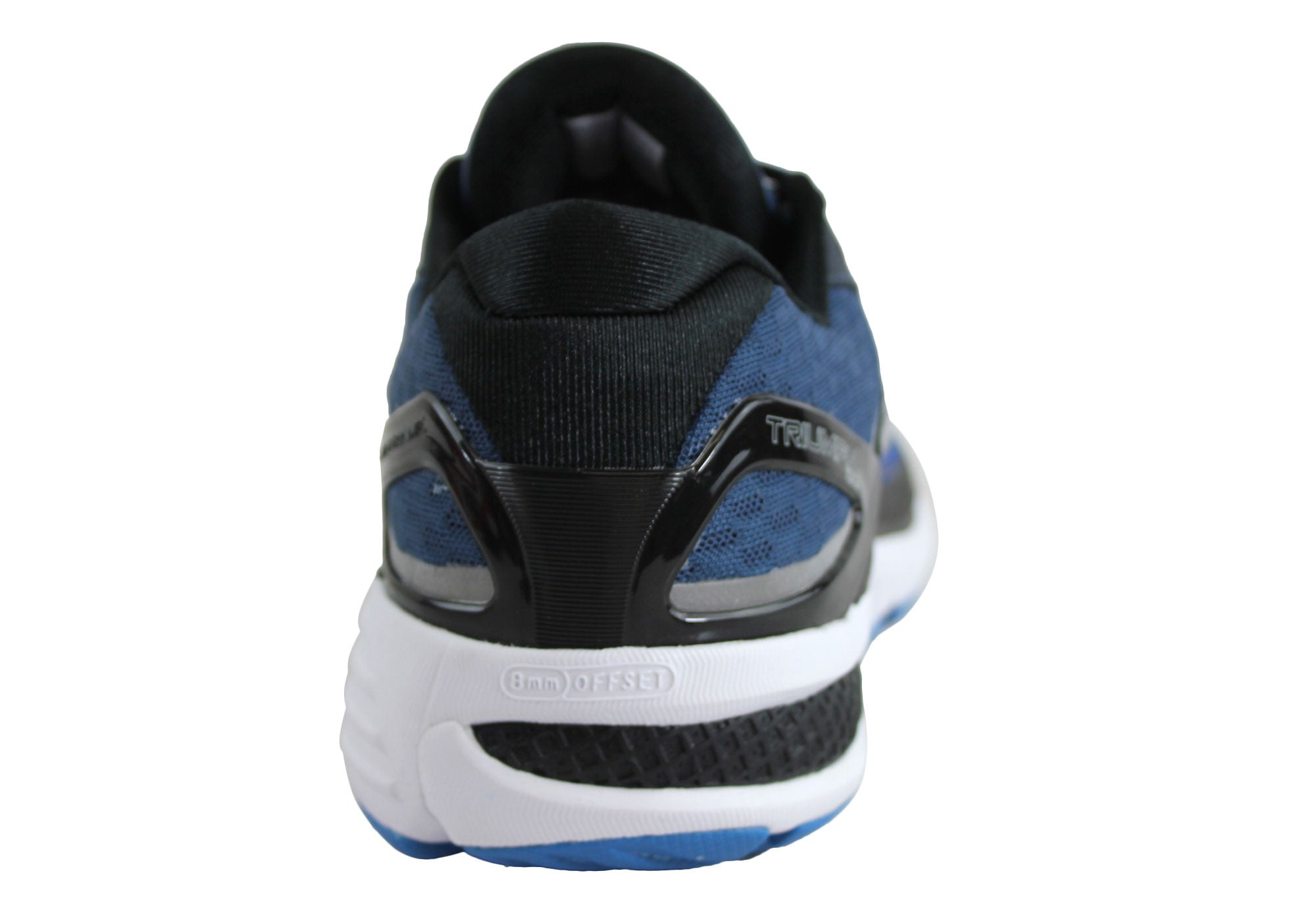 Saucony Mens Triumph ISO 2 Mens Cushioned Running Shoes