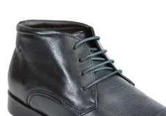 Democrata Henry Mens Leather Lace Up Dress Boots Made In Brazil