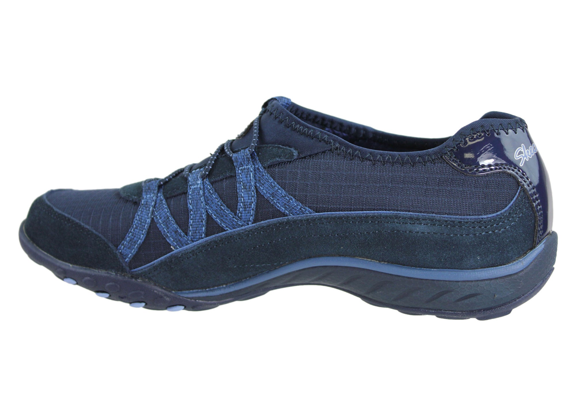 Skechers Breathe Easy Big Break Womens Memory Foam Shoes