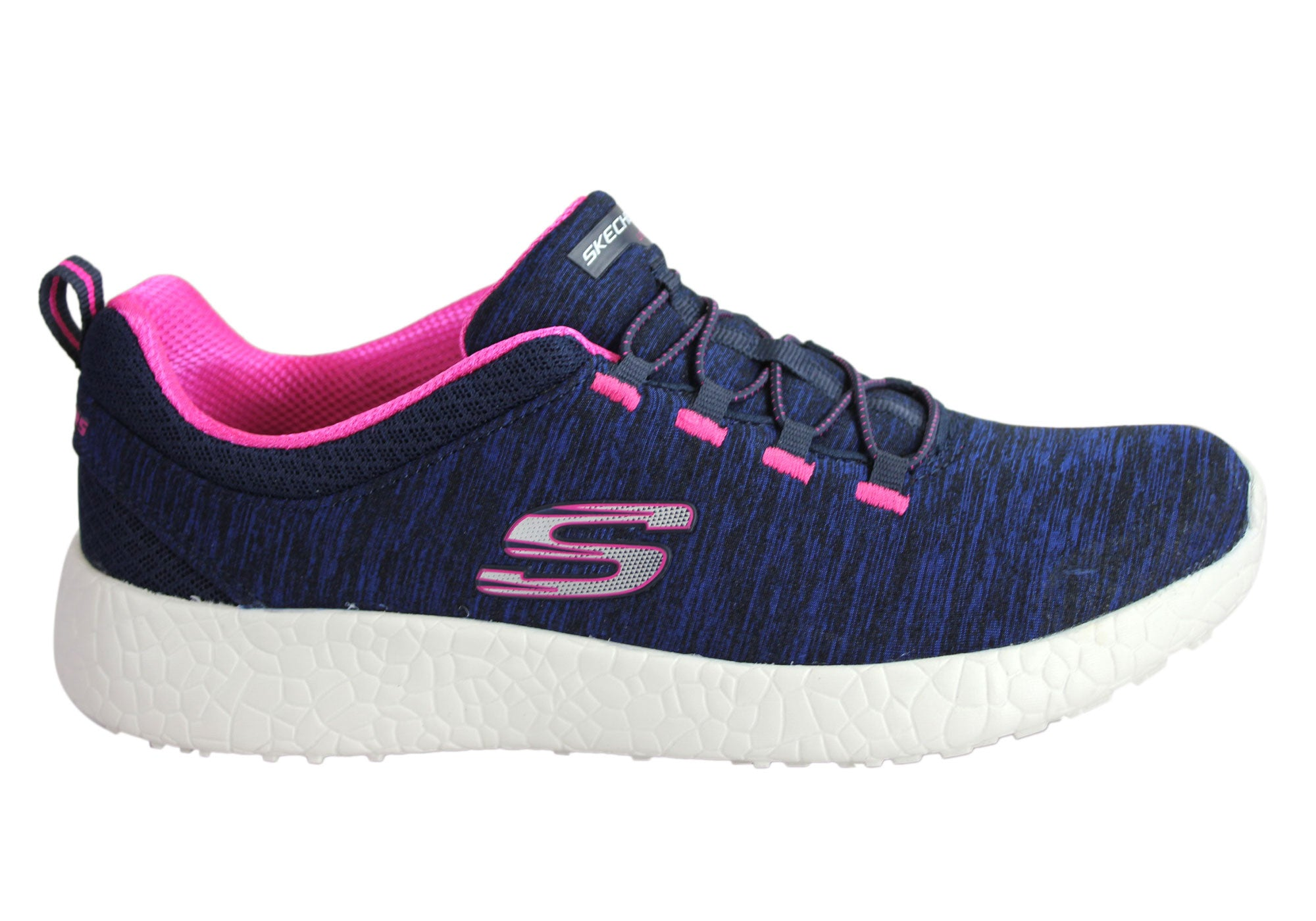 skechers burst air cooled memory foam