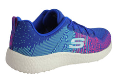 Skechers Burst Ellipse Womens Memory Foam Shoes
