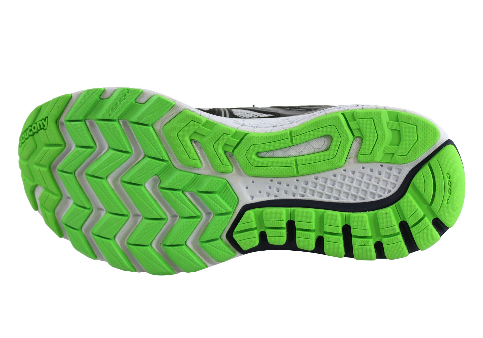 Saucony Guide 9 Mens Cushioned Running Shoes/Sports