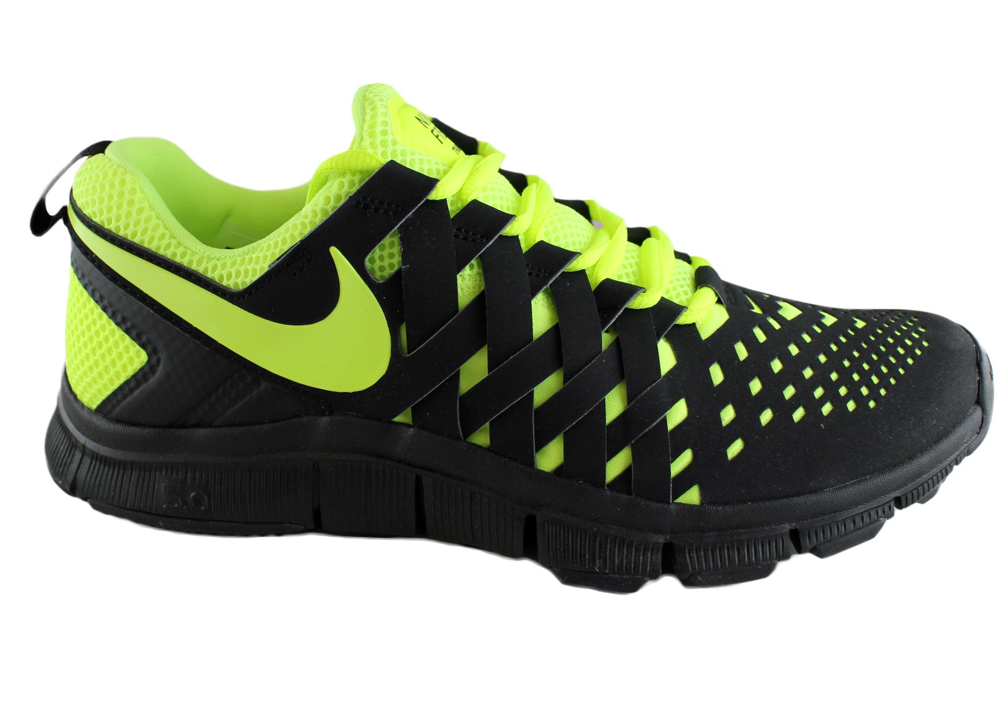 low priced c45be 1d68a Details about NEW NIKE FREE TRAINER 5.0 MENS LIGHTWEIGHT CUSHIONED RUNNING  SPORT SHOES