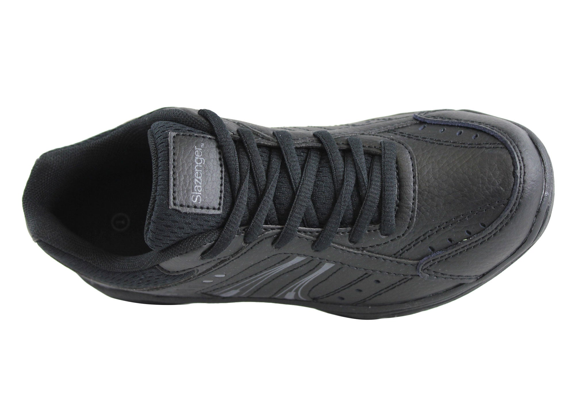 Slazenger Baseline Kids Lace Up Shoes