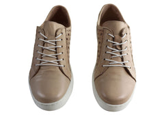 Orizonte Demi Womens European Comfortable Soft Leather Casual Shoes
