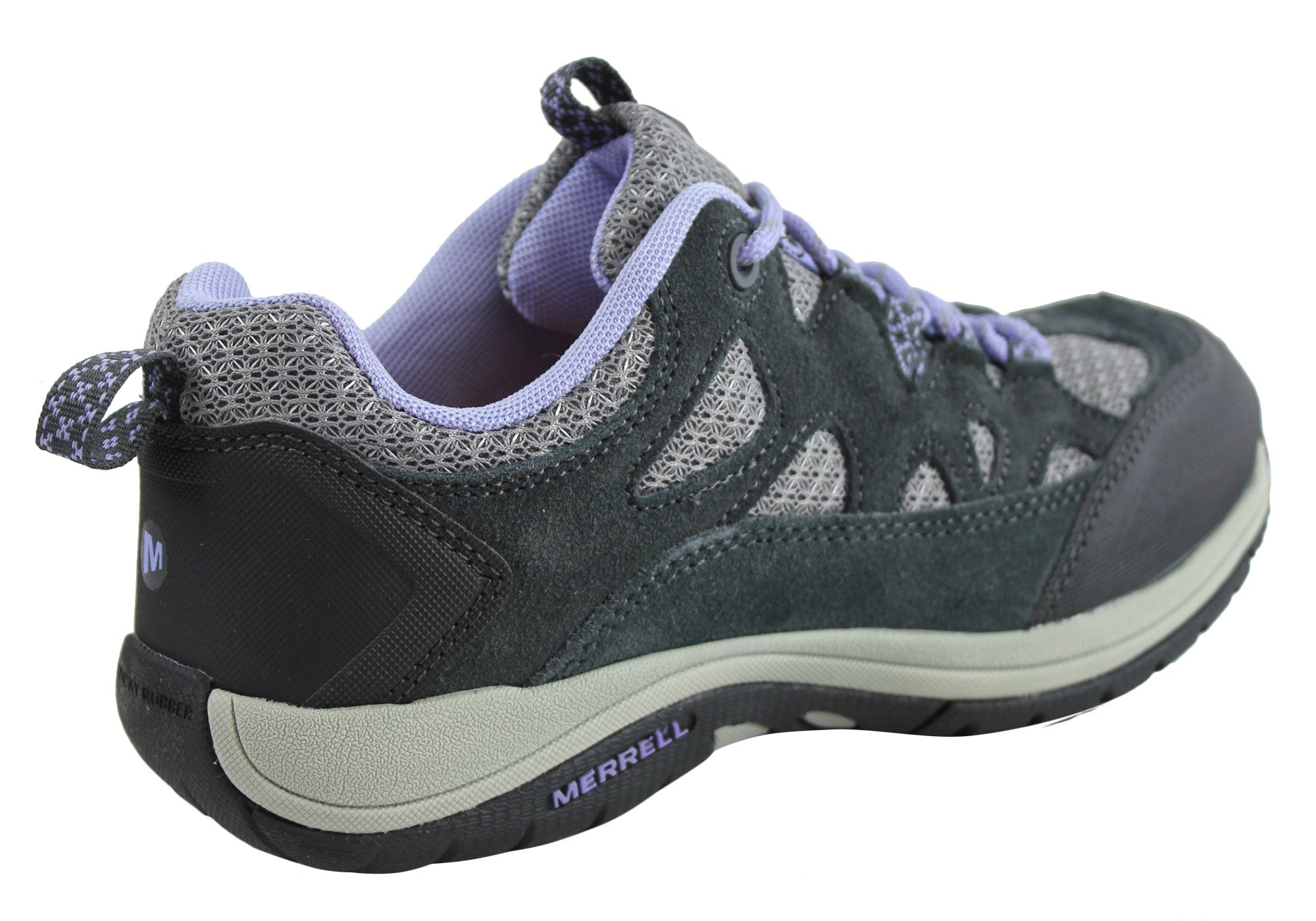 Merrell Zeolite Womens Lace Up Hiking Casual Shoes