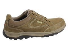 Rockport Trail Technique Waterproof Oxford Mens Wide Fit Shoes
