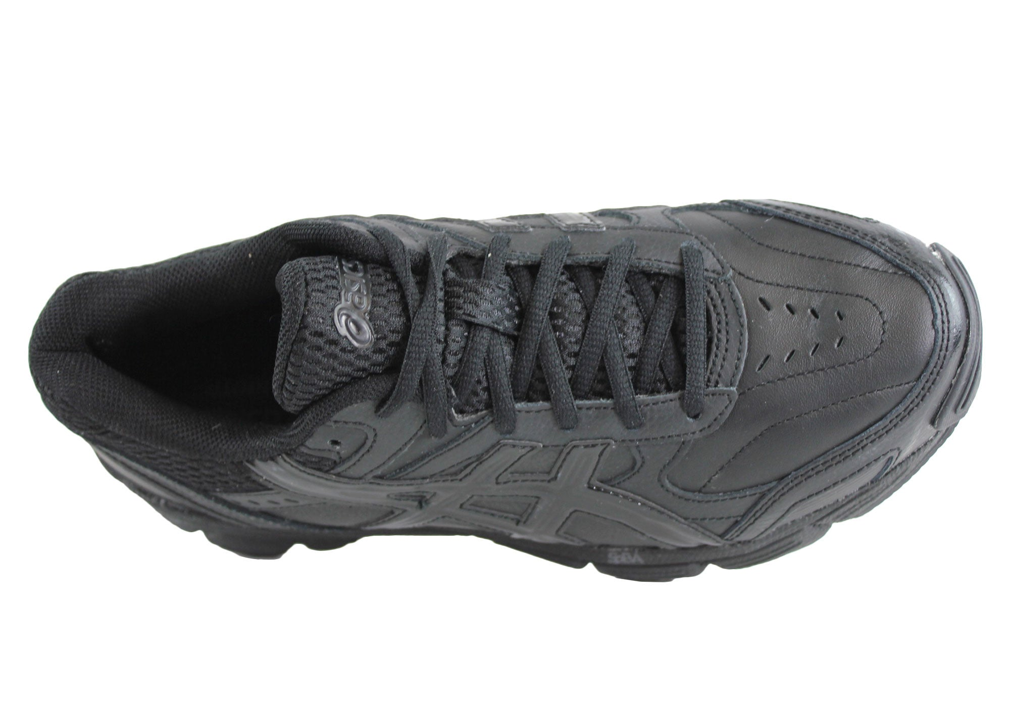 d5ea3dbf2130 Asics Gel-180 Tr Womens Leather Shoes (2E Extra Wide Fitting)