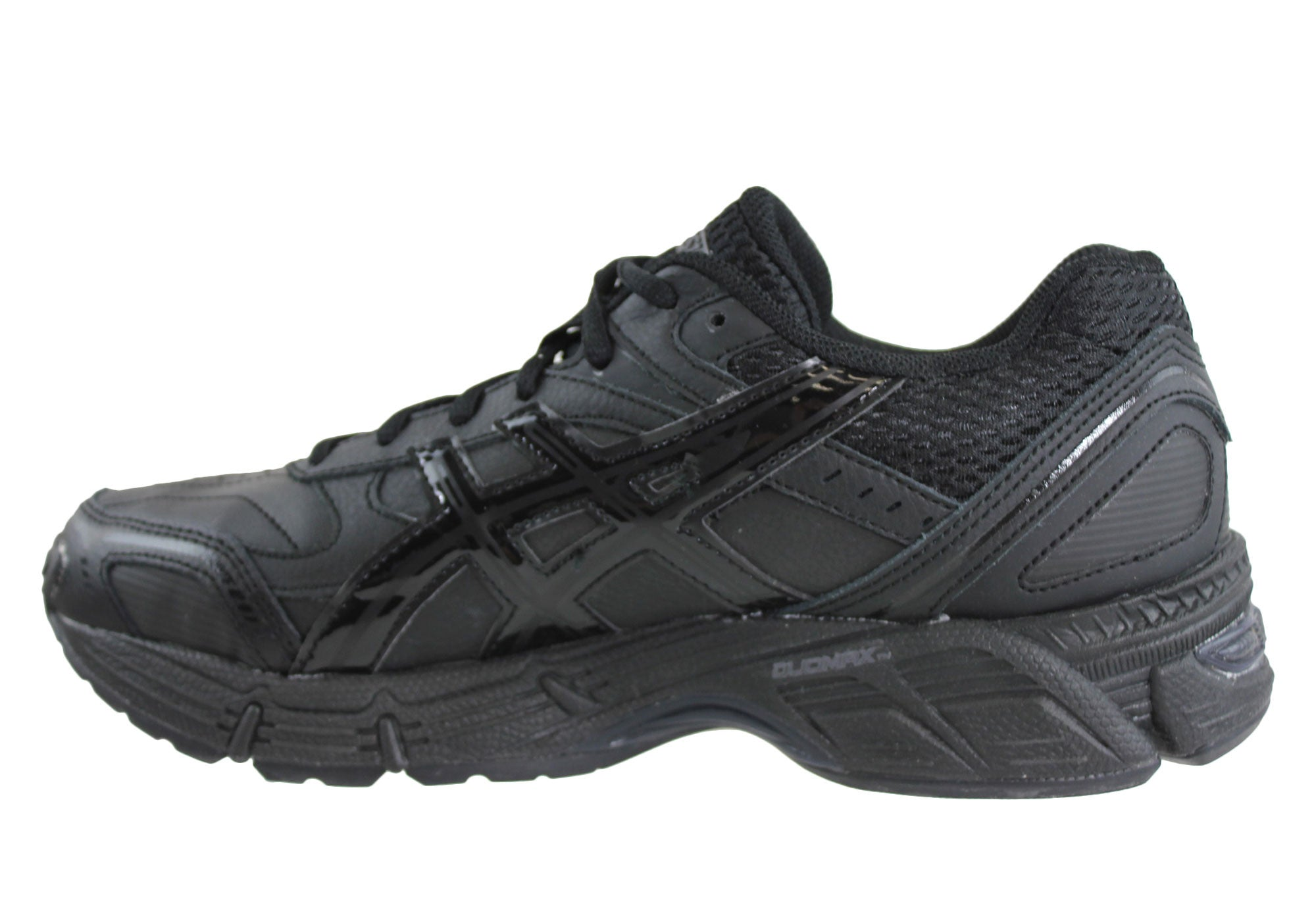 009ce9034e11 Asics Gel-180 TR Womens Leather Shoes (2E Extra Wide Fitting ...