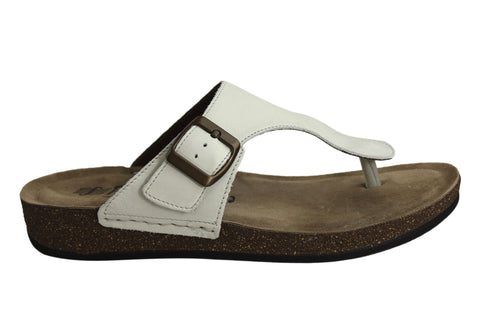 Florance 220041 Womens Leather Sandals Made in Italy