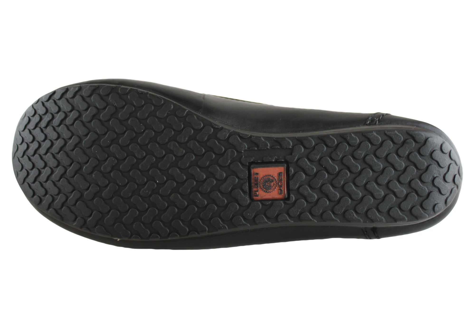 Planet Shoes TAC Womens Leather Comfy Flats