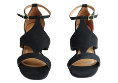Donna Velenta By Vizzano Leah Womens Heels Sandals Made In Brazil