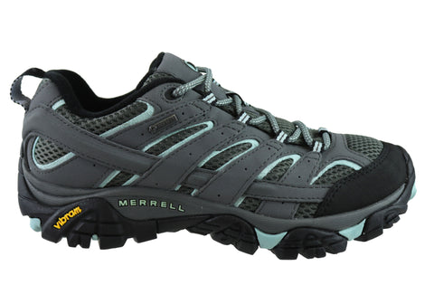 Merrell Moab 2 Gore-Tex Womens Comfortable Hiking Shoes
