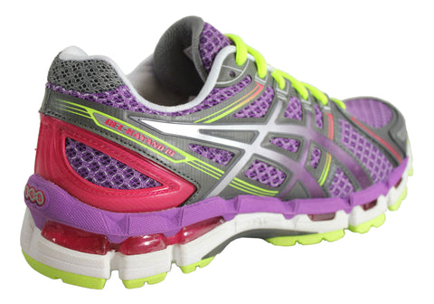 afba8d8b93ae ... Asics Gel Kayano 19 Womens Premium Cushioned Sport Running Shoes ...
