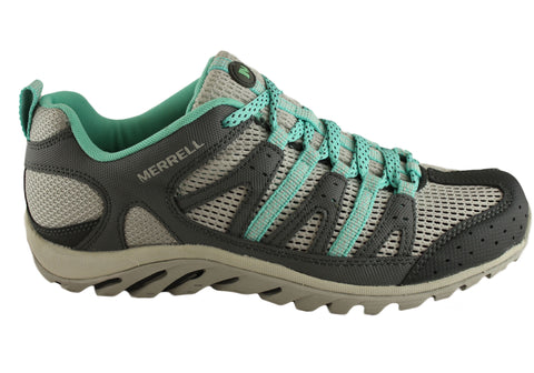 Merrell Womens Mykos Jet Walking/Hiking Shoes