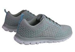 Scholl Orthaheel Express Womens Comfort Supportive Active Casual Shoes