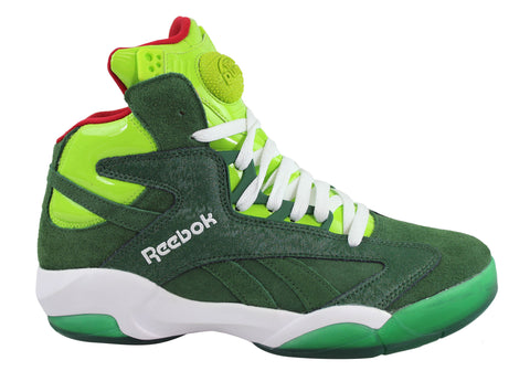Reebok Mens Jump Ball Mid Basketball Shoes Trainers Mid Top