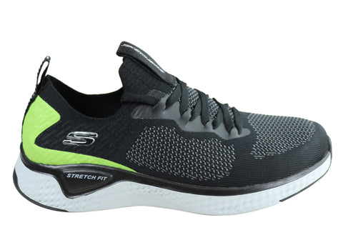 Skechers Mens Solar Fuse Valedge Comfortable Memory Foam Sneakers