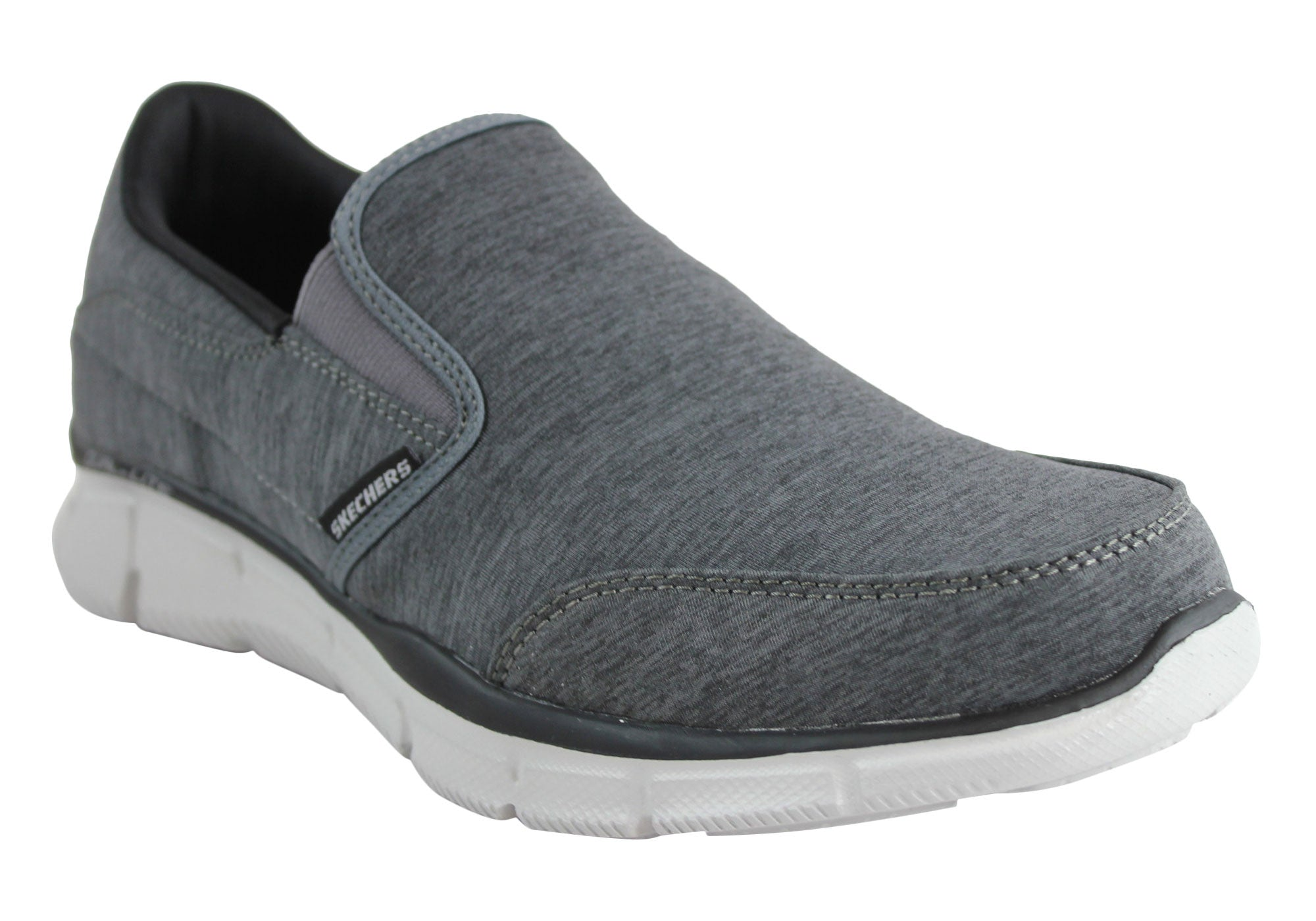Skechers Equalizer Forward Thinking Mens Slipon Casual Shoes