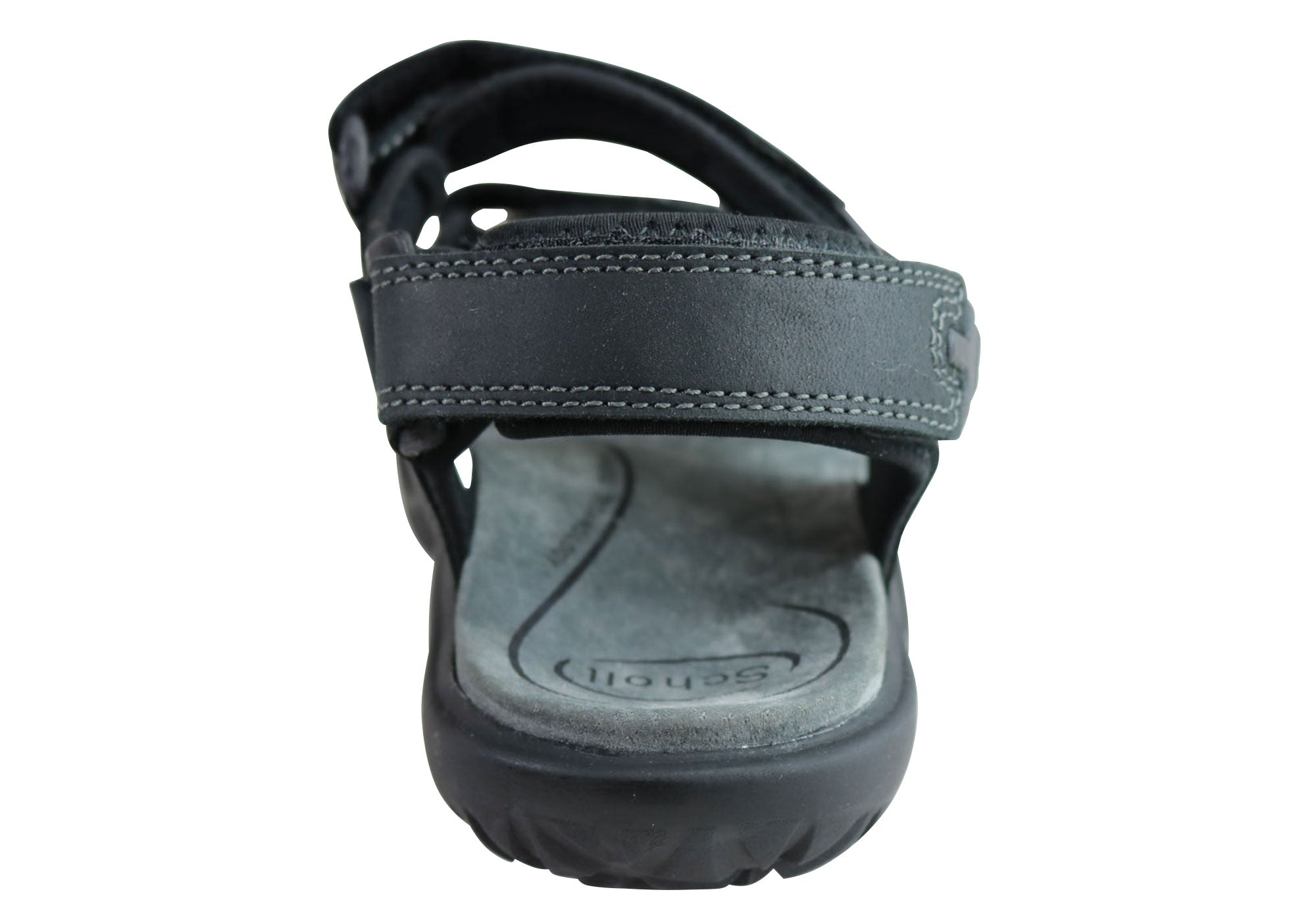NEW SCHOLL ORTHAHEEL PINTO MENS COMFORTABLE SUPPORTIVE ADJUSTABLE SANDALS
