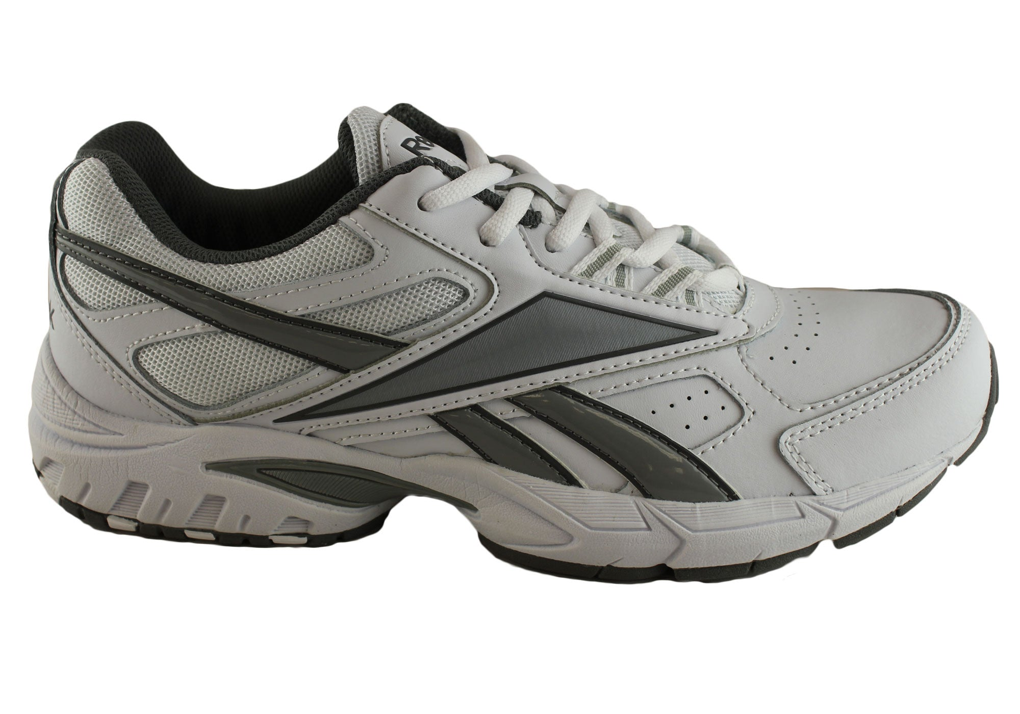 Reebok Infrastructure Trainer Mens Leather RunningWalking Shoes