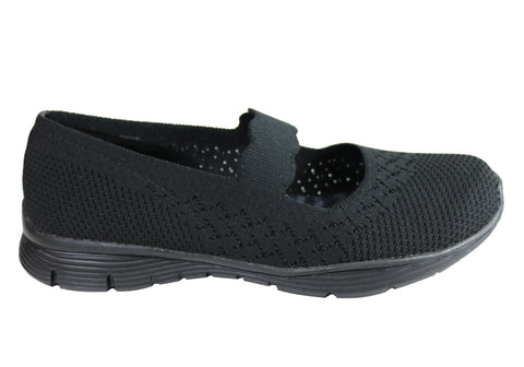 Skechers Womens Seager Power Hitter Comfy Memory Foam Mary