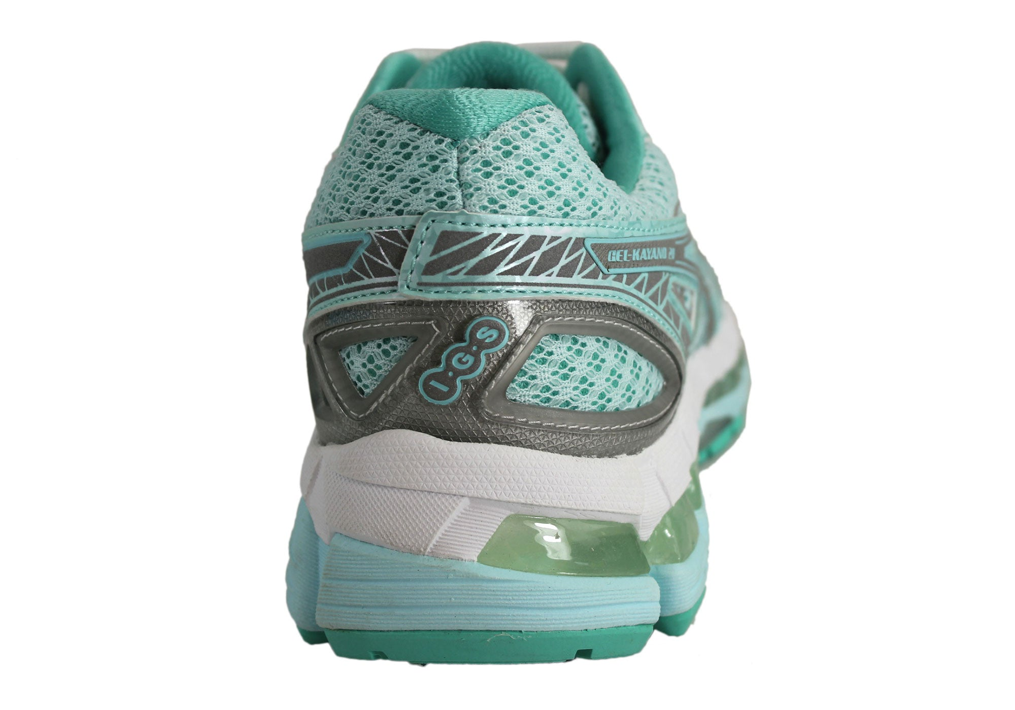 Asics Gel-Kayano 20 Lite Show Womens Cushioned Running Shoes