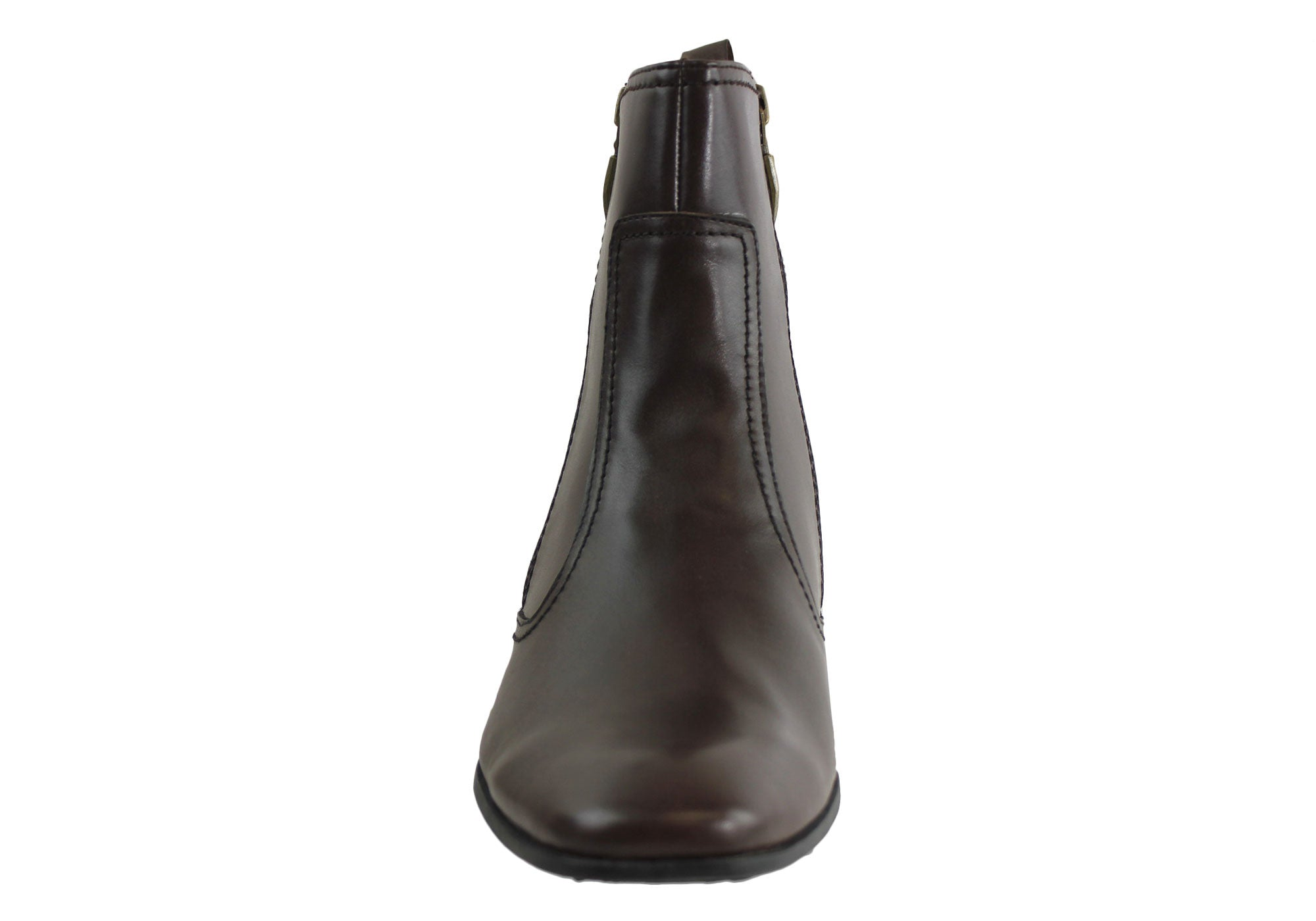 Guess Valerio Mens Comfortable Side Zip Dress Boots