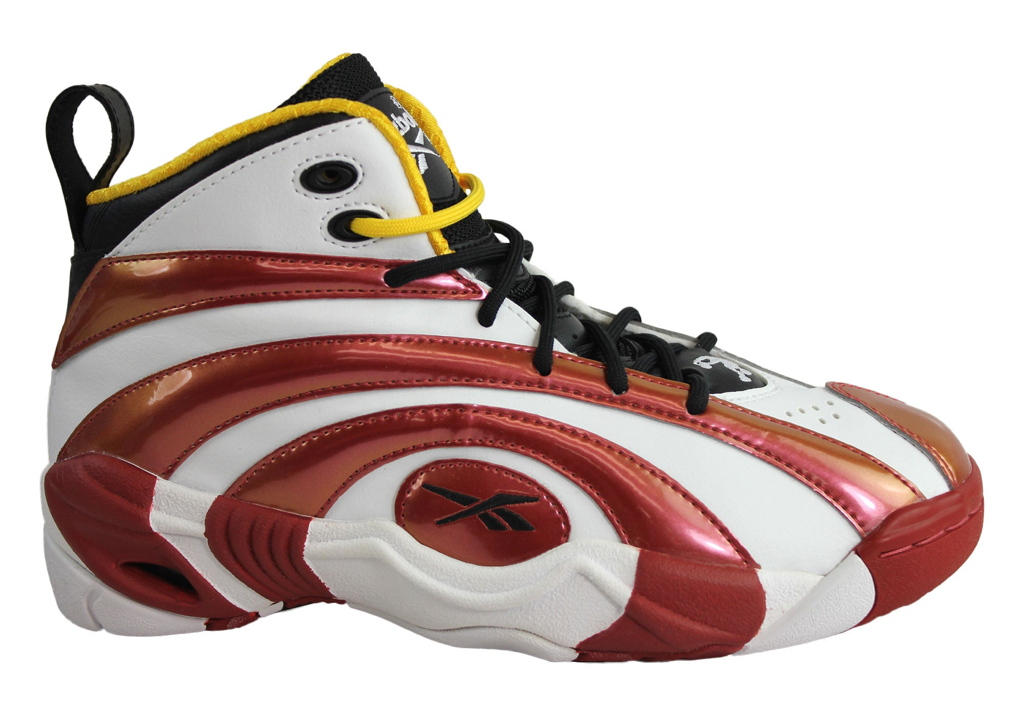 Details about New Reebok Shaqnosis Oc Older Boys Basketball Shoes 44a1b5811