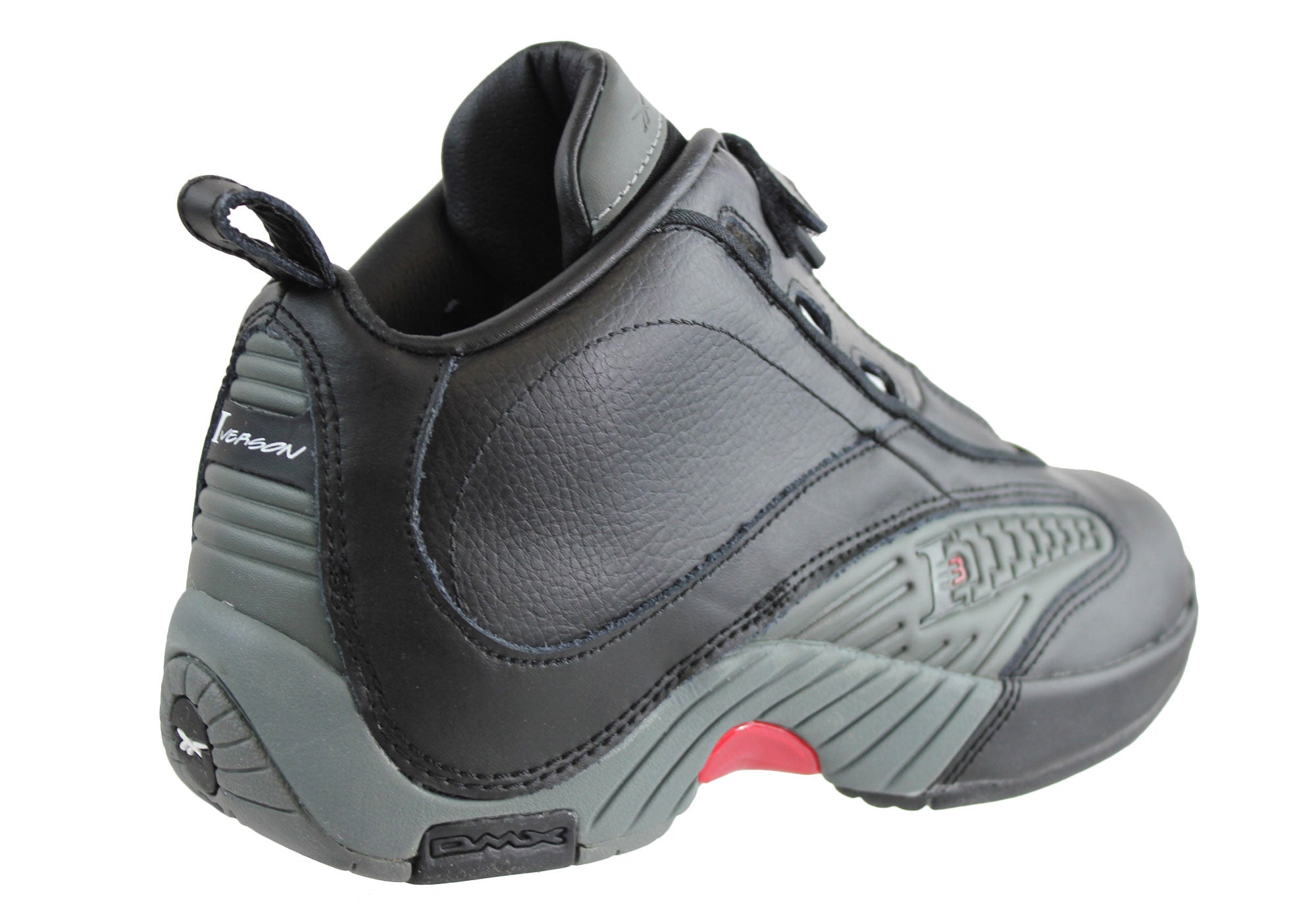 65364b02533 Reebok Kids Answer IV Boys Basketball Hitops