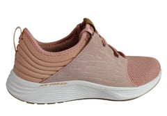 Skechers Womens Skyline Comfortable Memory Foam Athletic Sneakers
