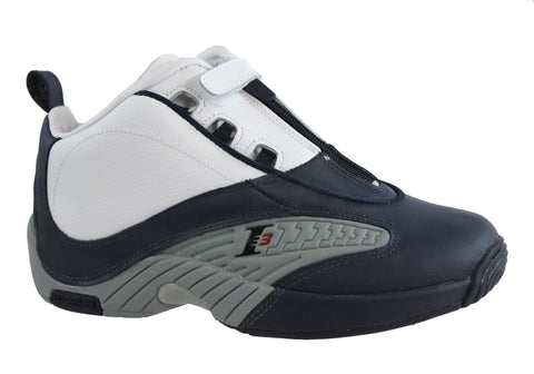 00dc319eac7 ... Reebok Kids Answer IV Boys Basketball Hitops ...